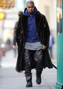 Pantalonen-cuir